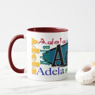 アデラのコーヒー・マグ マグカップ