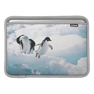 アデリーペンギン(pygoscelisのadeliae)南極大陸 MacBook スリーブ