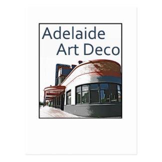 アデレードのアールデコ- Woodvilleのホテル ポストカード