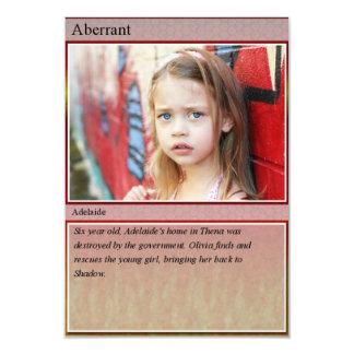 アデレードのトレーディングカード カード