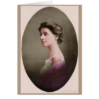アデレードジョンソン1859-1955年 カード