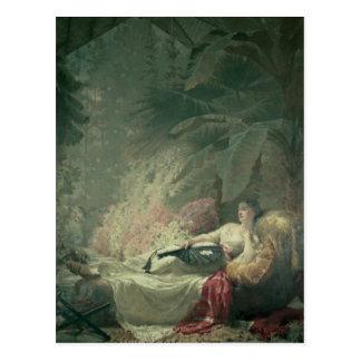アデレードマリアのIveaghの伯爵婦人のポートレート ポストカード