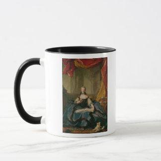 アデレードdeフランス夫人の法廷で服1758年 マグカップ