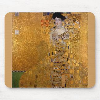 アデールのグスタフの金のクリムトの女性 マウスパッド