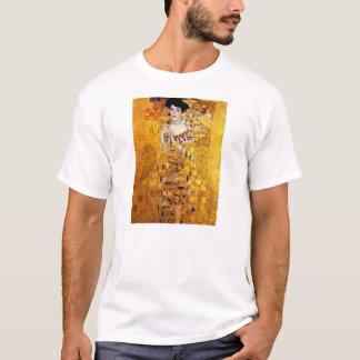 アデールBloch-Bauer IのTシャツのクリムトのポートレート Tシャツ