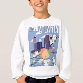 アトランタのスエットシャツ スウェットシャツ