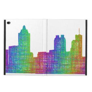 アトランタのスカイライン POWIS iPad AIR 2 ケース