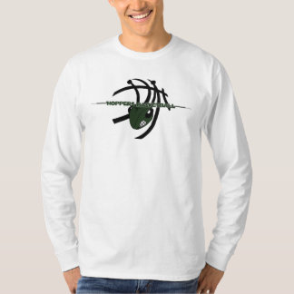 アトランタのバッタのバスケットボールのTシャツ Tシャツ