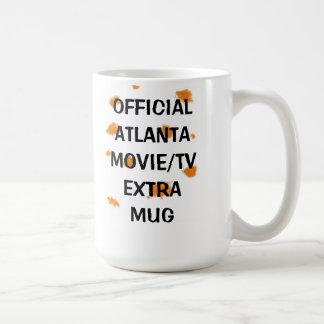 アトランタ公式のMovie/TVの余分マグ コーヒーマグカップ