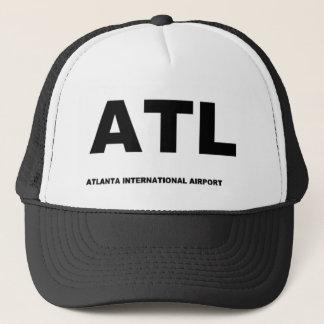 アトランタ空港帽子 キャップ