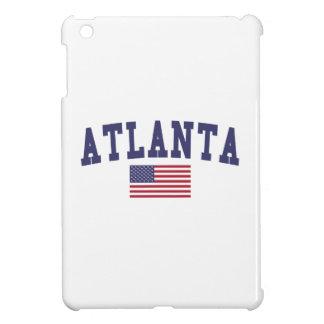 アトランタ米国の旗 iPad MINIケース