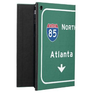 アトランタATL空港I-85 N州連帯のジョージア- iPad AIRケース