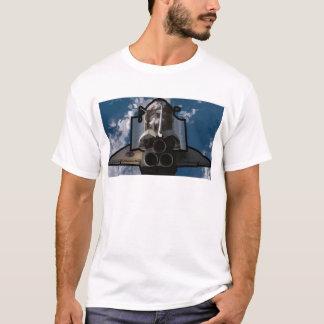 アトランティスのスペースシャトル Tシャツ