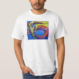 アトランティスのMtGの主 Tシャツ