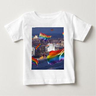 アトランティック・シティの飛行のプライド ベビーTシャツ