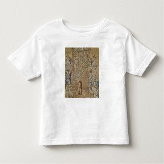 アトリウムからのバベルの塔、 トドラーTシャツ
