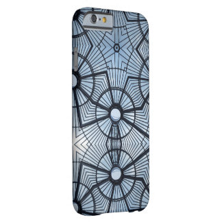 アトリウムの屋根のモザイク BARELY THERE iPhone 6 ケース