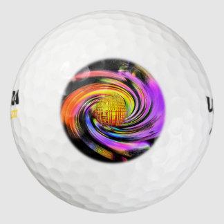 アトリウム2ウイルソン超500の間隔のゴルフ・ボール ゴルフボール
