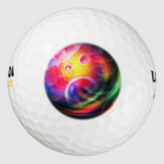 アトリウム   ウイルソン超500の間隔のゴルフ・ボール ゴルフボール