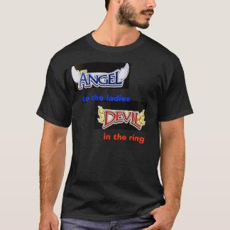アドニスマイクの天使のワイシャツ Tシャツ