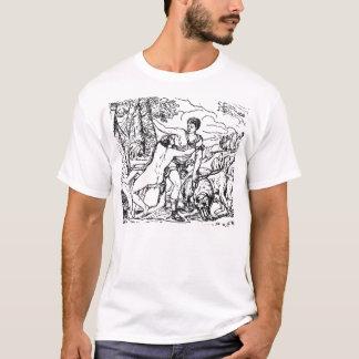 アドニス Tシャツ