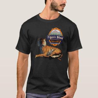 アドニスDNAと注ぎこまれるトラの血 Tシャツ