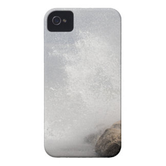 アドリア海の石の破損波 Case-Mate iPhone 4 ケース