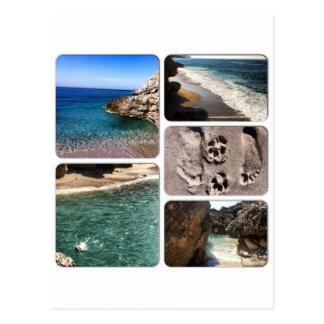 アドリア海アルバニア ポストカード