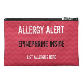 アドレナリンによってファスナーを絞める薬のバッグ トラベルアクセサリーバッグ