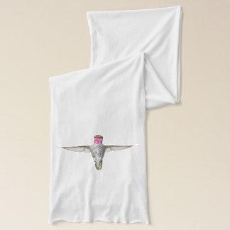 アナのハチドリ スカーフ