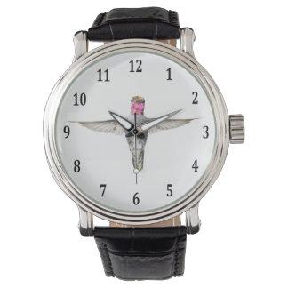 アナのハチドリ 腕時計