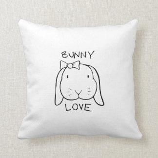 アナのバニーの枕 クッション