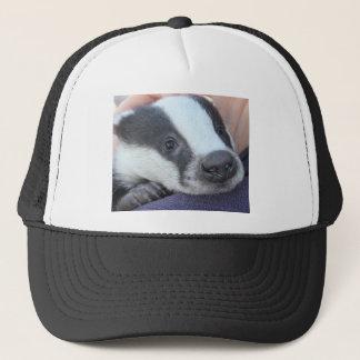 アナグマのカブスの野球帽 キャップ