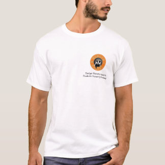 アナグマのベーカリーRFAのフェンシングのワイシャツ Tシャツ