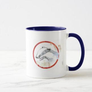 アナグマのマグ マグカップ