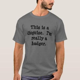 アナグマの衣裳 Tシャツ