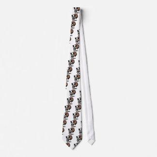 アナグマ オリジナルネクタイ