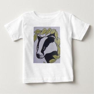 アナグマ ベビーTシャツ