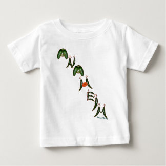 アナハイムのチリペッパー ベビーTシャツ