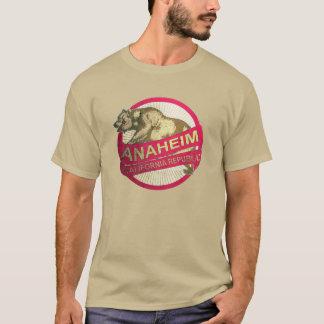 アナハイムカリフォルニアのヴィンテージグランジなくまのTシャツ Tシャツ