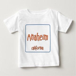 アナハイムカリフォルニアBlueBox ベビーTシャツ