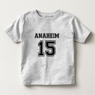 アナハイム15 トドラーTシャツ