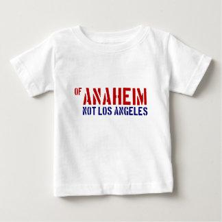 アナハイム(ないロサンゼルス)の- OCのあなたのプライドを示して下さい ベビーTシャツ