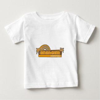 アナハイム、カリフォルニア ベビーTシャツ