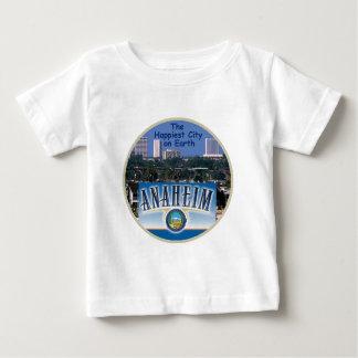 アナハイム ベビーTシャツ