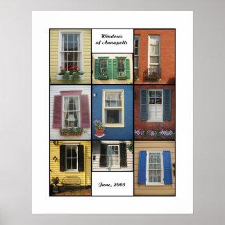 アナポリスの窓 ポスター