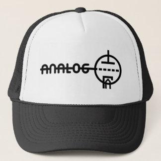 """""""アナログの""""真空管の帽子 キャップ"""