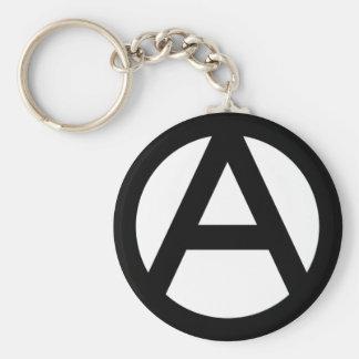 アナーキー anarchy  PUNK 無政府主義 パンク キーホルダー