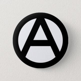 アナーキー anarchy  PUNK 無政府主義 パンク 5.7cm 丸型バッジ