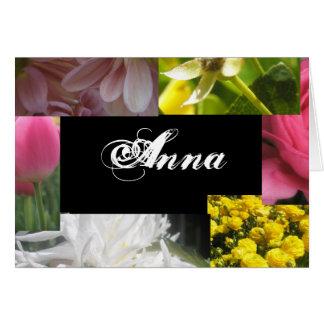 アナ カード